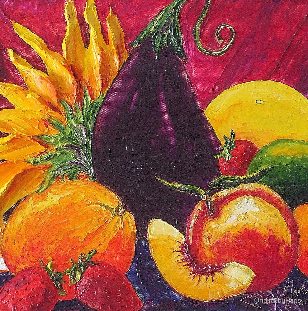 Fruit & Vegetable Medley by OriginalbyParis