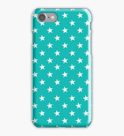 Blue Tiffany Star iPhone Case/Skin