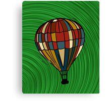 Fantasy balloon Canvas Print