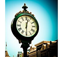 *Time Becomes... Photographic Print