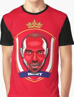 Thierry Henry - AFC Graphic T-Shirt