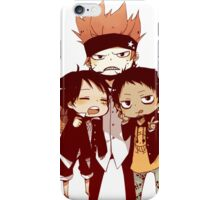 luffy law iPhone Case/Skin