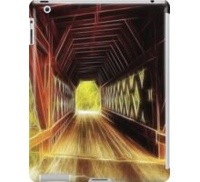 Timber Frame iPad Case, iPad Case/Skin