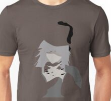 Undertaker Silhouette Unisex T-Shirt