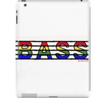 Bass Rainbow iPad Case/Skin