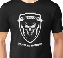 Isis Slayer, German Infidel Unisex T-Shirt