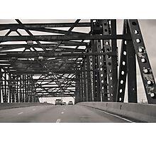 Urban Bridge Photographic Print