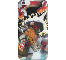 Allan the Angry Dwarf iPhone Case/Skin