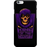 King Of The Mountain iPhone Case/Skin