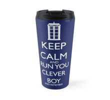 run you clever boy Travel Mug