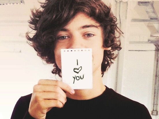 """Harry Styles One Direction """"I Love You"""" by meow-or-never10"""