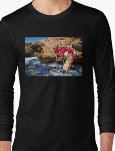 Pokemon in real life Long Sleeve T-Shirt