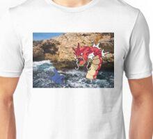 Pokemon in real life Unisex T-Shirt