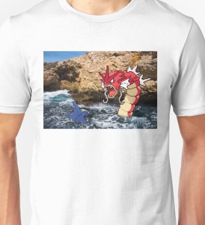 Pokemon in real life Unisex T-Shirt