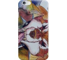 Lycanthropic Urges iPhone Case/Skin