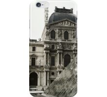 The Louvre - Paris iPhone Case/Skin