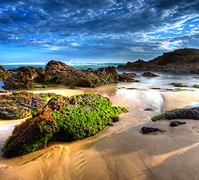 Narooma Rocks by John Dekker