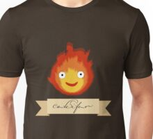Calcifer Happy  Unisex T-Shirt