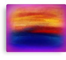 Calm Enhanced 10 by Chip Fatula Canvas Print