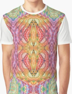 Psydefx Psychedelic Trippy 1 Graphic T-Shirt
