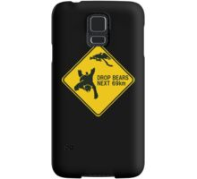 Drop Bear Samsung Galaxy Case/Skin
