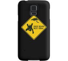 Drop Bear Samsung Galaxy Case/Skin