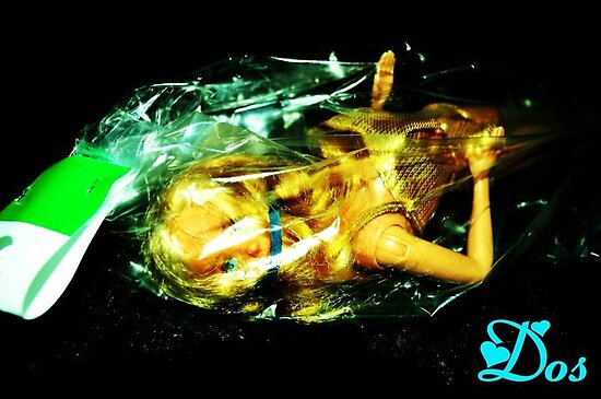 Dead Hooker Barbie by DOSARAH