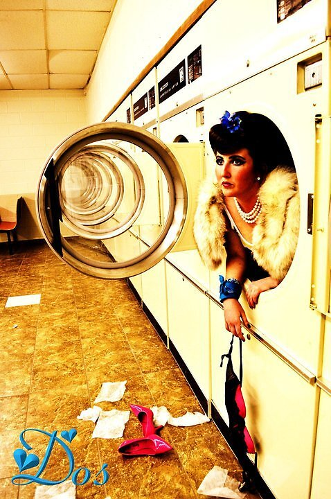 Queen of the Laundromat  by DOSARAH
