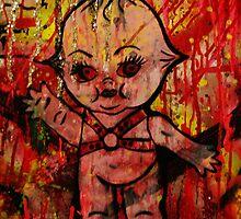Kewpie Cannibal   by DOSARAH