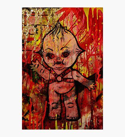Kewpie Cannibal   Photographic Print