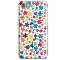 Floral Floral Pattern iPhone Case/Skin
