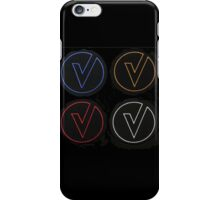 The Vamps Logo Black iPhone Case/Skin