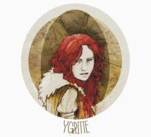 Ygritte · t-shirt by Elia Mervi