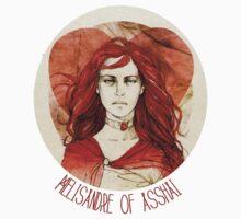 Melisandre of Asshai · t-shirt by Elia Mervi