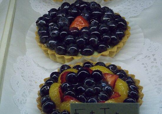 Les tartes fruites by Choux