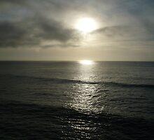 Dawn in Santa Cruz by Caitlan