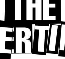 Libertines Logo Sticker
