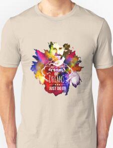 Just Do It Shia Labeouf Colourful T-Shirt