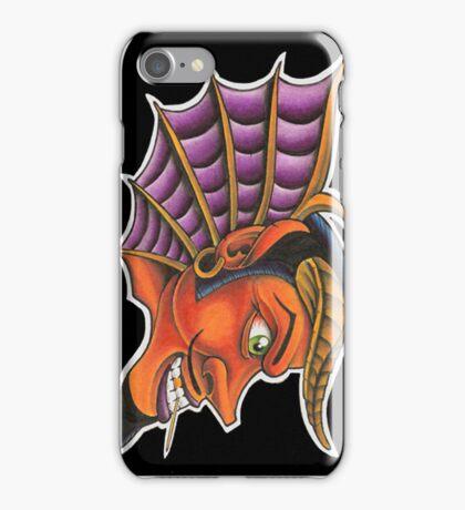 Devil Head iPhone Case/Skin