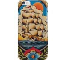 Clipper Ship iPhone Case/Skin