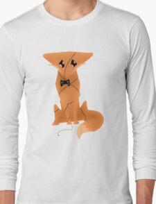 Video Game Fox Long Sleeve T-Shirt