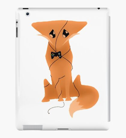 Video Game Fox iPad Case/Skin
