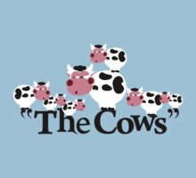 The Cows Kids Tee