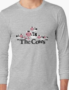 The Cows Long Sleeve T-Shirt