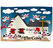 The Cows Poster