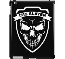 ISIS Slayer, Army Style iPad Case/Skin