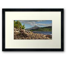 Schiehallion and Loch Rannoch Framed Print