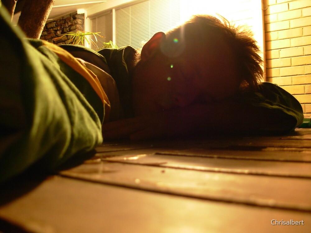 snooze by Chrisalbert
