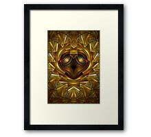 A Heart of Gold 1 Framed Print