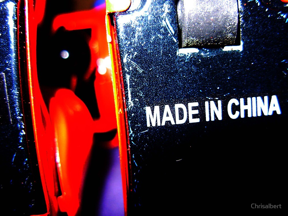 robot made in china by Chrisalbert